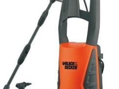 Choisir un nettoyeur haute pression Black & Decker